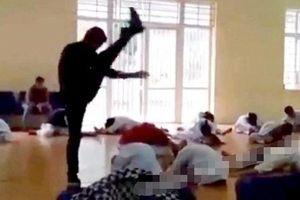 Thầy dạy võ 'tung chưởng' với võ sinh chỉ bị phạt 2,5 triệu