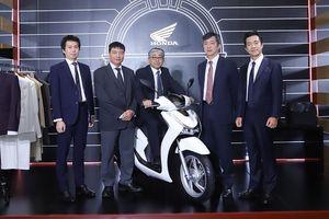 Honda mở bán SH 150i 2020 tại Việt Nam từ tuần sau