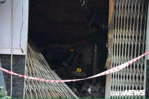 Tiếng kêu cứu lịm dần trong căn nhà bốc cháy lúc rạng sáng ở TP.HCM
