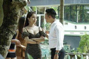 'Cá sấu chúa' Quỳnh Nga lại vướng tin đồn tình cảm với diễn viên Việt Anh