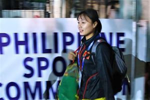 Tuyển nữ Việt Nam thoải mái trước trận chung kết với Thái Lan