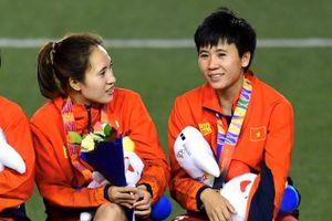 Tuyết Dung chúc U22 Việt Nam giành HCV SEA Games