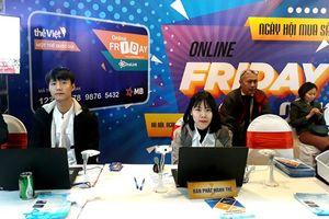 Điểm nhấn công nghệ: 1,6 triệu lượt quét mã QR dịp Online Friday