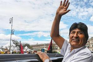 Cựu Tổng thống Bolivia Evo Morales đến Cuba làm gì?