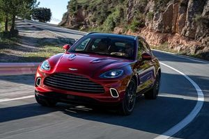 Aston Martin khánh thành nhà máy chế tạo siêu SUV DBX