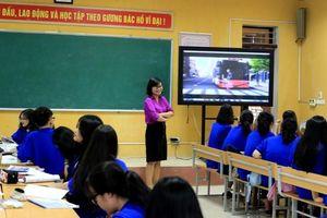 Lan tỏa tinh thần 'thầy dạy hay - trò học giỏi' tiếng Anh