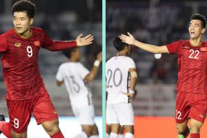 Thắng đậm Campuchia, Việt Nam tái đấu Indonesia ở chung kết