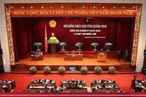 Quảng Ninh: HĐND tỉnh khóa XIII, kỳ họp thứ 15 thông qua nhiều nghị quyết quan trọng