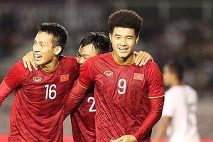 Đè bẹp U22 Campuchia, U22 Việt Nam vào chung kết SEA Games sau 10 năm