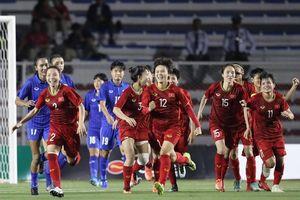 Đội tuyển nữ Việt Nam bảo vệ thành công ngôi vị vô địch