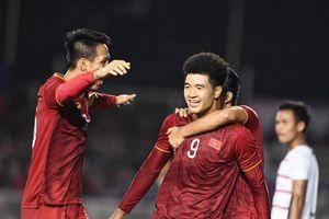 Tiến Linh và Đức Chinh đã đi vào lịch sử bóng đá Việt Nam