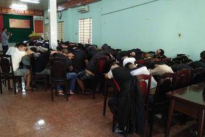 Phát hiện 88 đối tượng sử dụng ma túy trong quán bar ở Đồng Nai