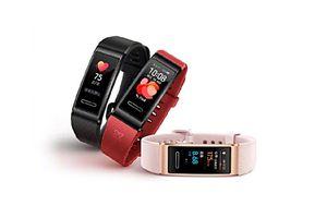 Huawei Band 4 Pro ra mắt: Thêm Pro là thêm NFC, GPS và đo SpO2