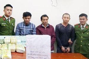 Chặt đứt đường dây ma túy ở biên giới Nghệ An