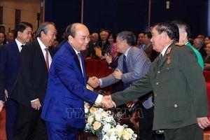 Thủ tướng Nguyễn Xuân Phúc dự Lễ kỷ niệm 65 năm Trường học sinh miền Nam trên đất Bắc