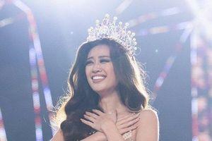Tiết lộ bí mật bất ngờ về tân Hoa hậu Hoàn vũ Việt Nam Nguyễn Trần Khánh Vân