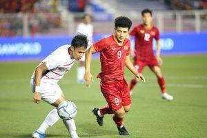 Hà Đức Chinh: 'Gặp U22 Indonesia ở chung kết sẽ là trận đấu khác'
