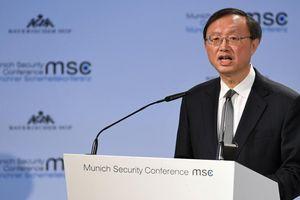 Trung Quốc yêu cầu Mỹ 'không can thiệp vào vấn đề nội bộ' của nước này