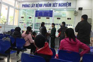 Bớt xén vật tư xét nghiệm HIV và viêm gan B, 3 cán bộ Bệnh viện Xanh Pôn bị đình chỉ