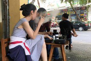 Lỏng lẻo thị trường thuốc lá điện tử