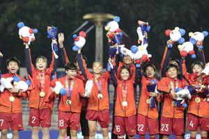 Vô địch SEA Games, tuyển Việt Nam được bao nhiêu tiền thưởng?