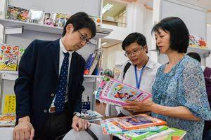 Hội xuất bản Nhật muốn hợp tác sâu rộng hơn với ngành sách Việt Nam