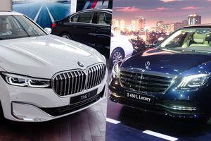 BMW 740Li và Mercedes-Benz S 450 L - cuộc chiến sedan giá 5 tỷ