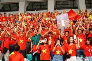 Quảng Bình tổ chức điểm xem màn hình lớn trận chung kết bóng đá nam SEA Games 30