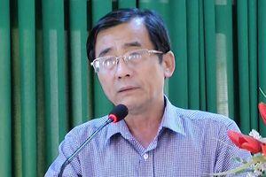 Cách hết chức vụ trong Đảng đối với Phó Bí thư Thành ủy, Chủ tịch HĐND TP Phan Thiết