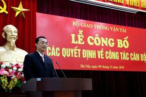 Tổng Công ty Công nghiệp tàu thủy Việt Nam có lãnh đạo mới