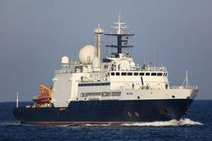 Tàu hải quân Nga bị chặn lại trong vùng lãnh hải Panama