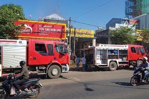 Nghi khách thuê phòng đốt nhà nghỉ rồi bỏ chạy ở Bình Phước