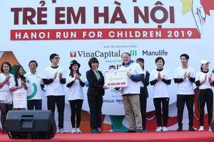 Hơn 1,2 tỷ đồng hỗ trợ trẻ em hoàn cảnh khó khăn mắc bệnh