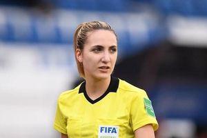 Chiêm ngưỡng nhan sắc của nữ trọng tài trận chung kết bóng đá SEA Games 30