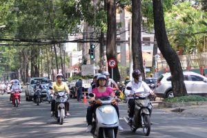 TP.HCM điều chỉnh giao thông loạt tuyến đường ở quận 1, 2, 3