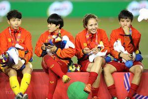 Vô địch SEA Games 30, đội tuyển nữ Việt Nam được thưởng lớn