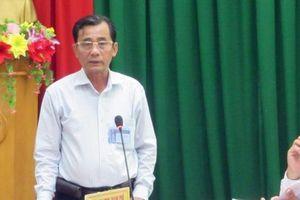Cách chức vụ trong Đảng đối với Phó Bí thư Thành ủy Phan Thiết