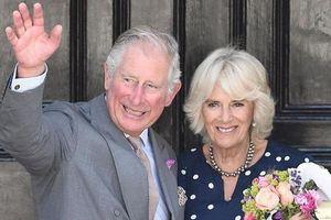 Chuyện tình lâm ly như phim điện ảnh của Thái tử Charles và bà Camilla