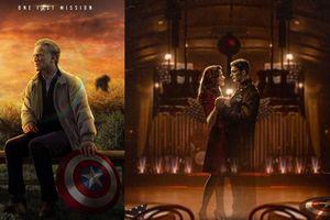 Marvel công bố tuổi thật của 'cụ Cap' ở cuối phim 'Avengers: Endgame'