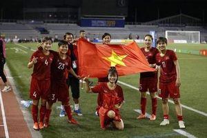 Nhiều doanh nghiệp đồng hành cùng đội tuyển bóng đá nữ Việt Nam