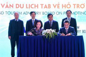TAB hợp tác cùng Visa thu hút khách du lịch quốc tế đến Việt Nam