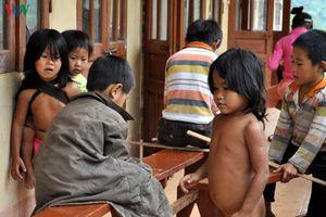 Cuộc sống sinh hoạt người dân vùng cao Lai Châu trong giá rét