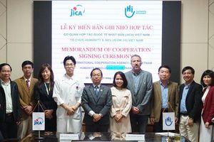 JICA hỗ trợ các bệnh viện Việt Nam trong việc phục hồi chức năng cho bệnh nhân