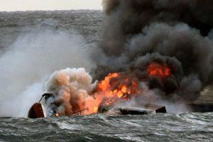 Tìm thấy thi thể 1 người Việt trong vụ chìm tàu cá ở Hàn Quốc