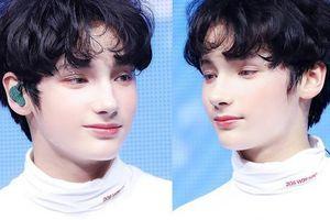 Hoàng tử lai 17 tuổi đang được săn đón của Kpop