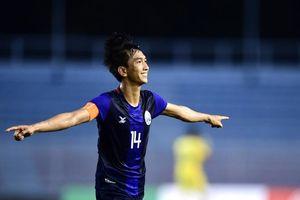 U22 Campuchia thất bại ở trận tranh huy chương đồng SEA Games
