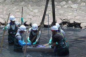 Thí điểm làm sạch sông Tô Lịch bằng công nghệ Nhật: JVE và JEBO đã phát tán thông tin sai sự thật