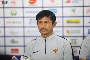 HLV Indra Sjafri khẳng định U22 Indonesia có kỳ SEA Games thành công