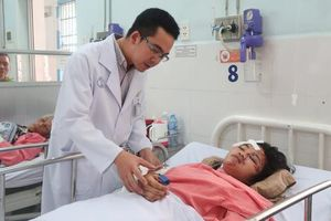 CLIP: Lời kể 2 nữ nạn nhân vụ tai nạn khiến 13 người thương vong ở Long An