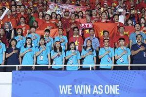 Ngắm nhìn những cầu thủ 'thứ 12' của U22 Việt Nam